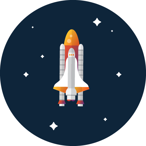 shuttle-badge